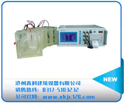 SW-6D型混凝土氯离子电通量测定仪
