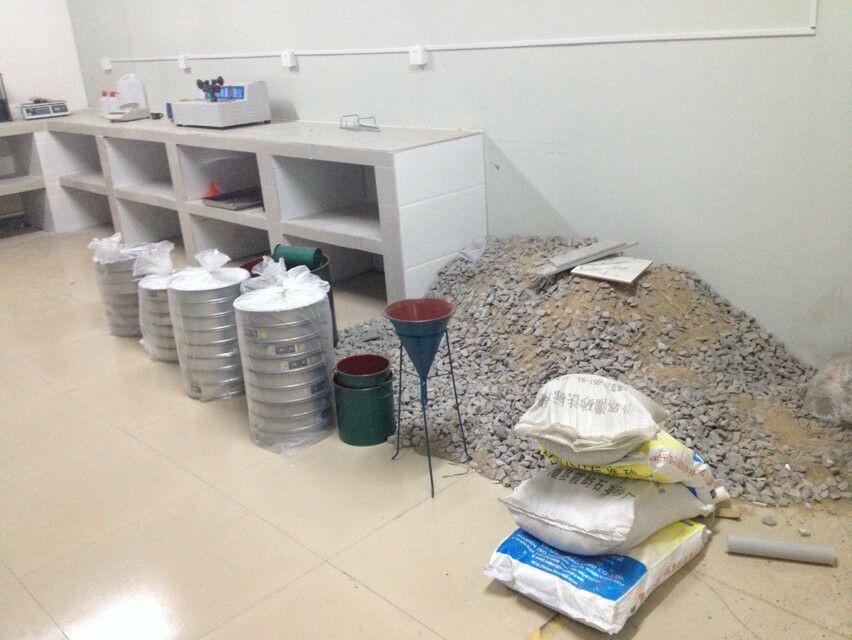 混凝土搅拌站试验室仪器工程