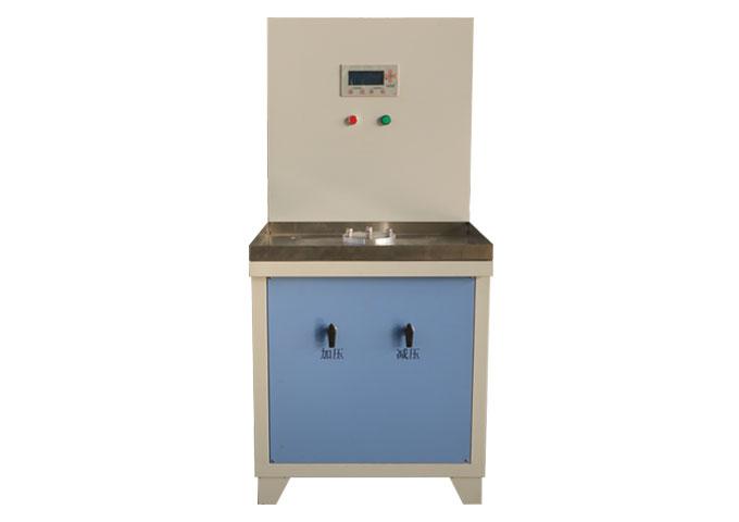 遇水膨胀止水胶抗水压试验机(单试件)