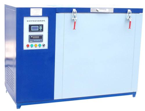全自动低温砖瓦冻融试验机(气动水融)