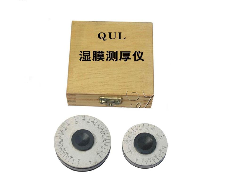 QUL湿膜厚度仪(滚轮式湿膜厚度规)