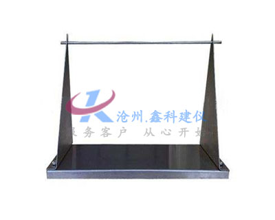 反光膜耐弯曲性能测定器