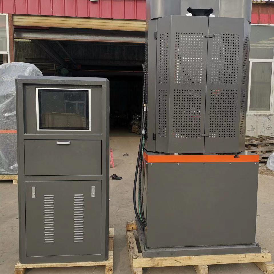 电液式万能材料试验机的技术参数及概述沧州鑫科建筑仪器有限公司