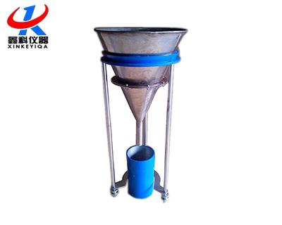石膏松散容重测定仪