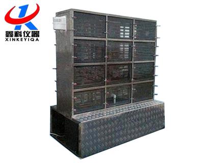 中空玻璃耐候循环检测箱