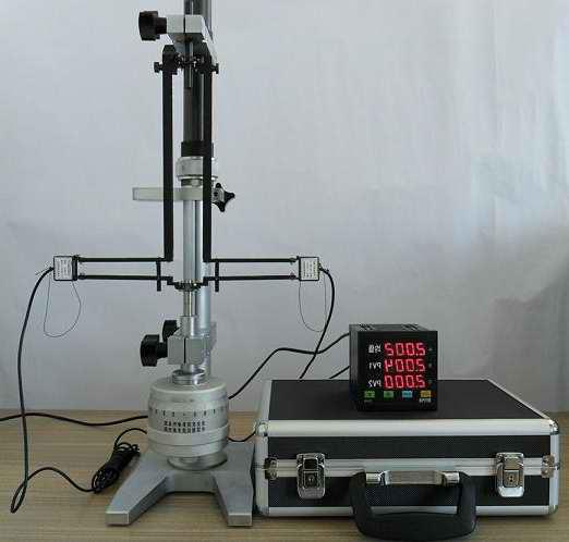 钢筋残余变形测定仪的指标及特点