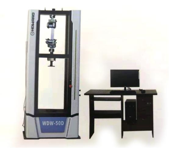 AQD-50D安全带拉力试验机的技术参数